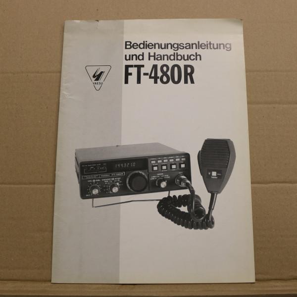 Yaesu FT-480R Bedienungsanleitung