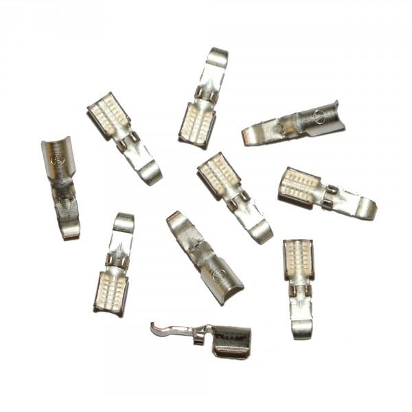 Anderson PowerPole® Kontakte 45A, 10 Stück (versilbert)