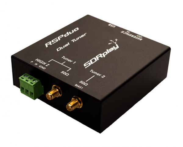 SDRplay RSPduo DUAL SDR Tuner