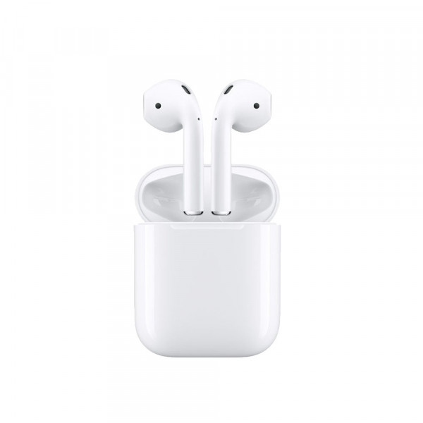 Apple AirPods In-Ear-Kopfhörer bluetooth weiß