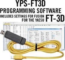 RT-Systems YPS-FT3D inkl. USB-68 für Yaesu FT-3D
