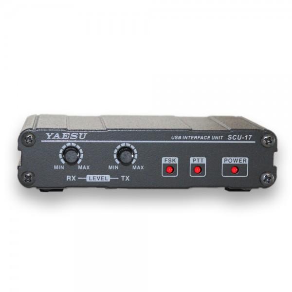 Yaesu SCU-17 Soundkarten Interface