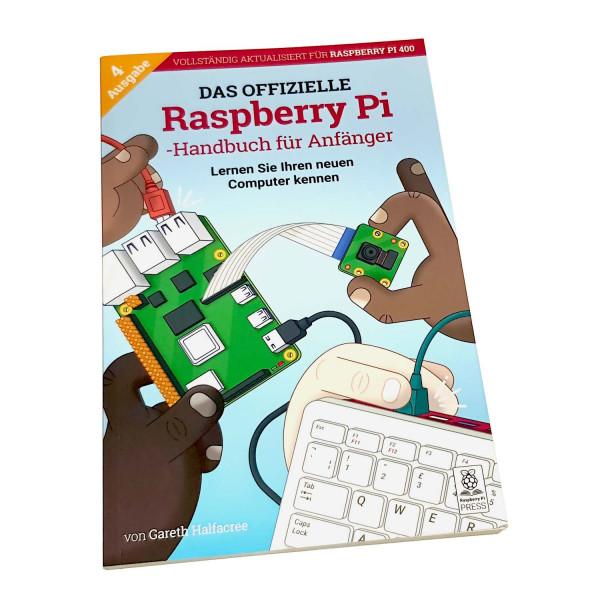 offizielles Raspberry Pi Handbuch