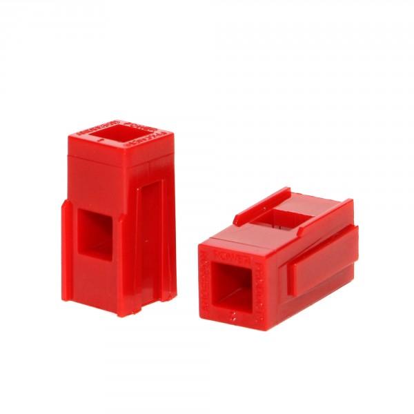 Anderson PowerPole® Montageflügel rot