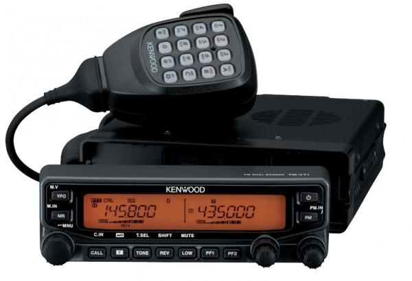 Kenwood TM-V71E Mobilfunkgerät VHF / UHF