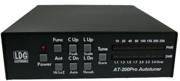 LDG AT-200-PROII automatischer Antennentuner KW+6m