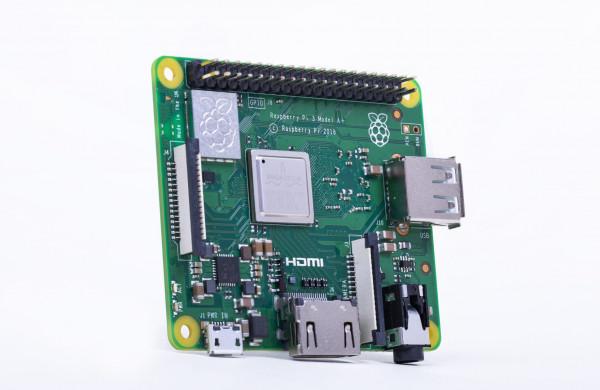 Raaspberry Pi 3 Model A+ Board