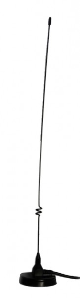 2m 70cm Magnetfußantenne