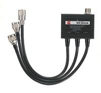 Diamond MX-3000 Triplexer 1.6-160/350-500/850-1300 MHz