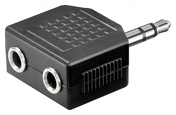 Klinke 3-Pin 3,5mm Adapter / Splitter