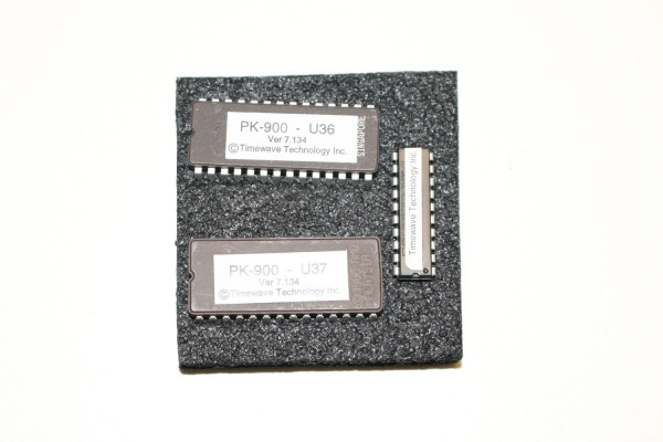 TIMEWAVE PK-900 Upgrade PacTOR, Gateway and GPS Support