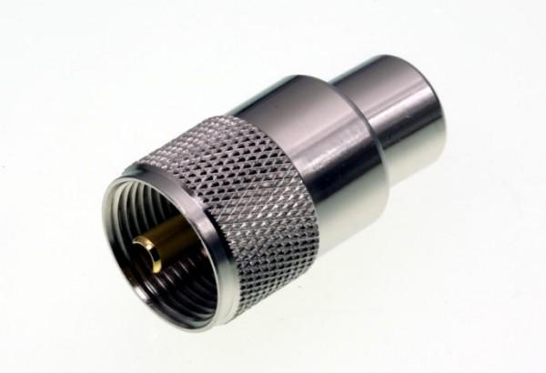 UHF-Stecker / PL-Stecker für H2007, LMR300 und Aircell 7