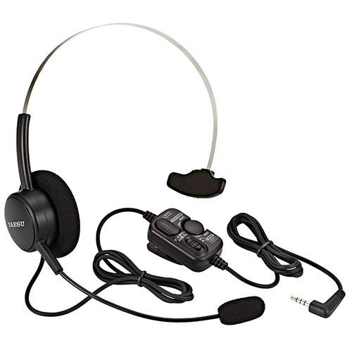 Yaesu SSM-63A Mikrofongarnitur PTT oder Vox