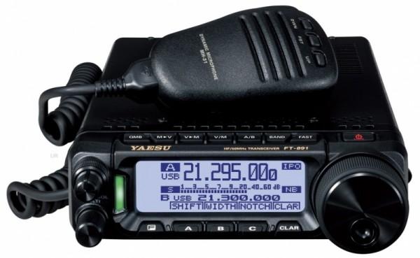 Yaesu FT-891 Multimode KW TRX Mobilfunkgerät