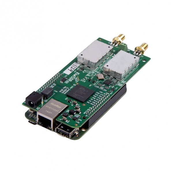 KiwiSDR: SDR Empfänger 0-30 MHz mit Webinterface