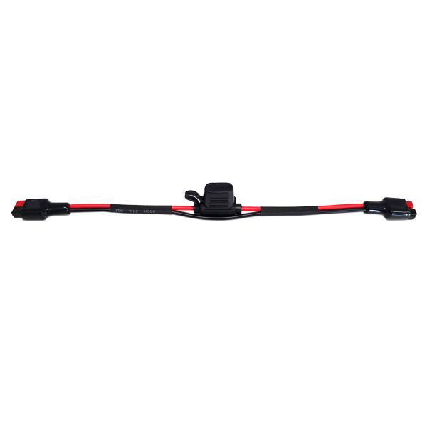 PowerPole®-Kabel mit KFZ-Sicherungshalter
