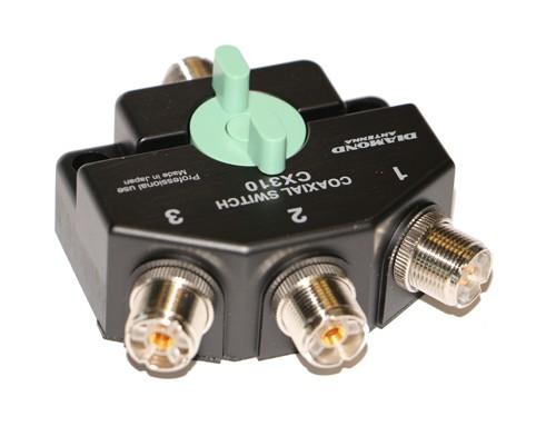 Koaxschalter Antennenumschalter