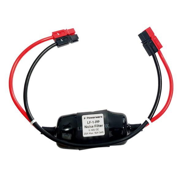 PowerPole®-Kabel mit Entstörfilter