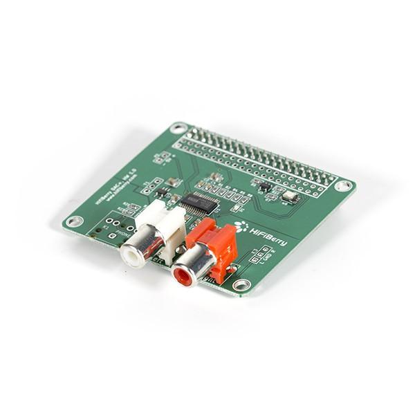 HiFiBerry DAC+ RCA Soundkarte für Raspberry Pi
