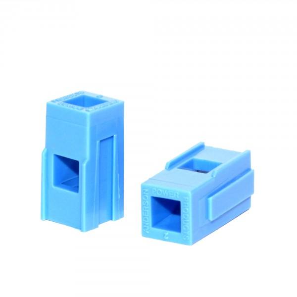 Anderson PowerPole® Montageflügel blau