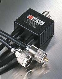 Diamond MX-72N Diplexer 1.6-150/400-460 MHz