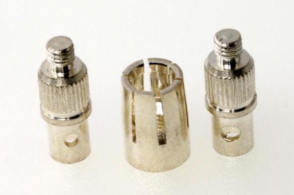 7/16 HF-Buchse für 10mm Koaxialkabel, z.B. RG213, Aircom Plus u.a.