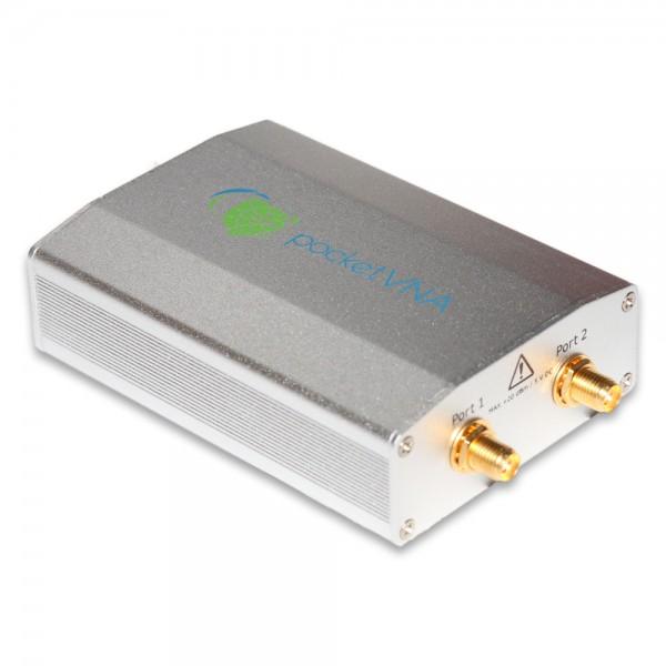 pocketVNA portable Vector Network Analyzer 2 Ports, bis 4 GHz