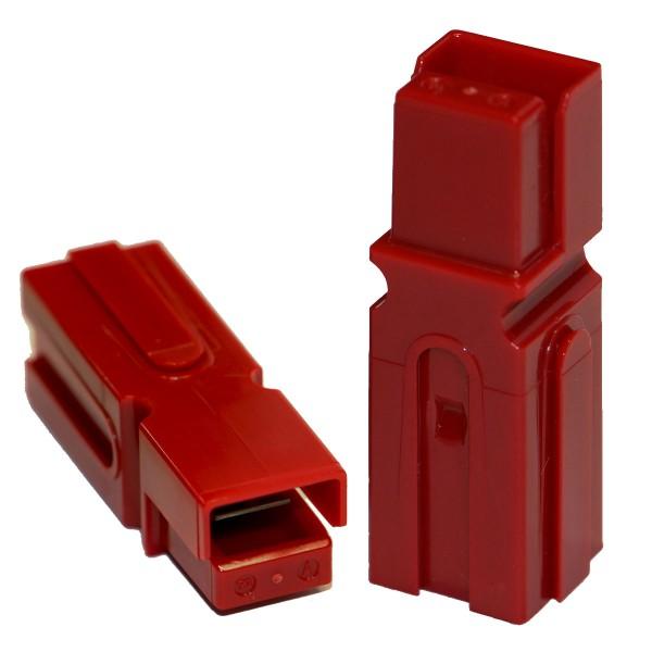 Anderson PowerPole® Serie PP75 Einzelgehäuse ROT