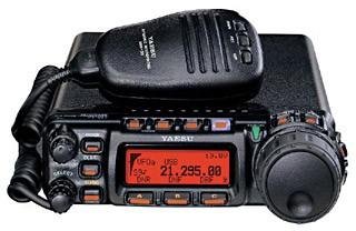 Yaesu FT-857D inkl YSK-857 KW/2m/70cm Allmode