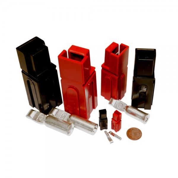 """Battery Modular Connector Serie """"LM"""" Kontakt 120A, 2 Stück"""