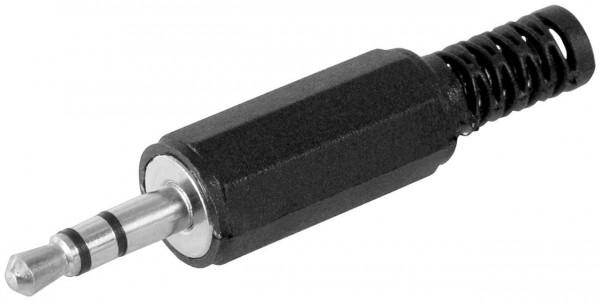 3,5 mm Klinkenstecker 3-polig