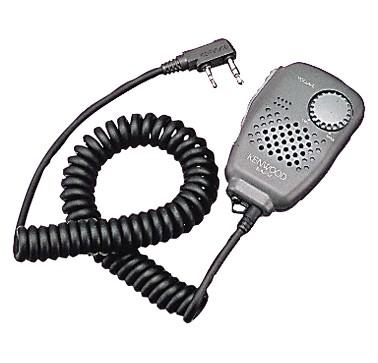 Kenwood SMC-34 Lautsprechermikrofon mit Funktionstasten