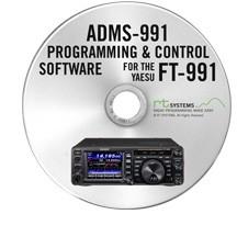 Yaesu ADMS-991U Software für FT-991