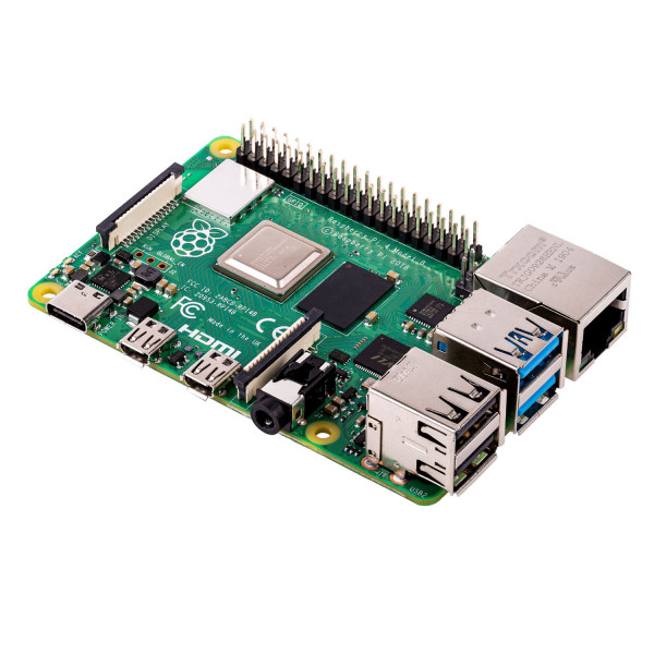 Raspberry Pi 4 Model B mit 4 GB RAM