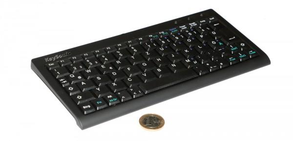 Soft Skin USB Super Mini Tastatur ACK-3400 U