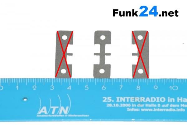 PP15-PP45 Mittelteil Alu NextGeneration für PowerPole® PP15-PP45