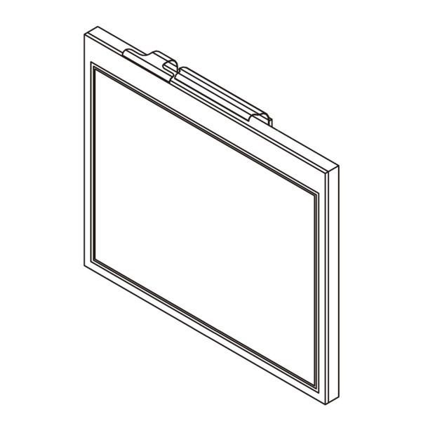 FTM-400 LCD Display Q7000649, Q7000980