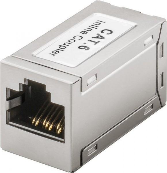 RJ45 Modularkupplung / Verbinder, CAT 6