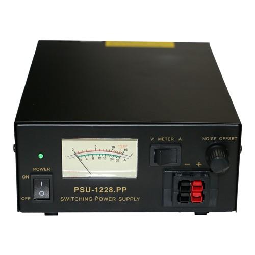 PSU-1228.PP Schaltnetzteil mit PowerPole® Anschlüssen 13,8V/28A