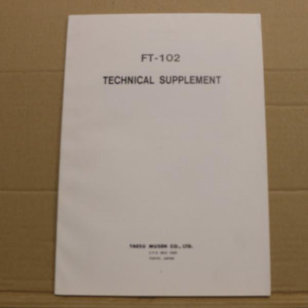 Yaesu FT-102 Technical Supplement