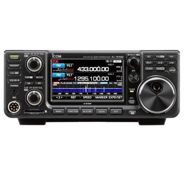 Icom IC-9700 SDR-Transceiver für UKW + gratis Displayschutzfolie