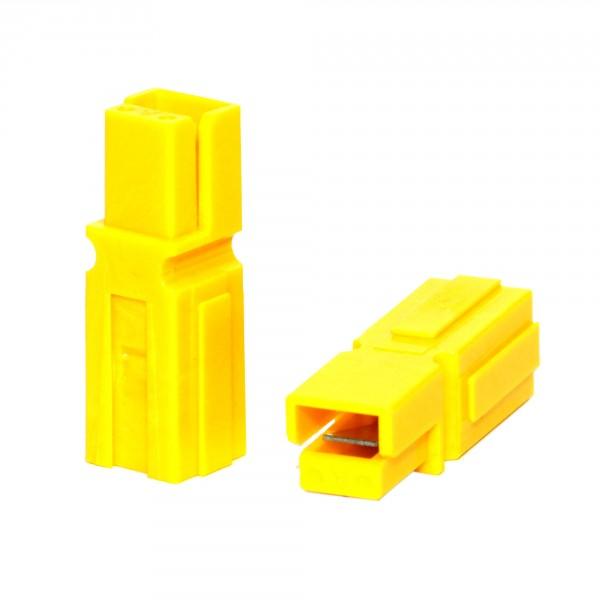 Anderson PowerPole® Serie PP75 Einzelgehäuse GELB