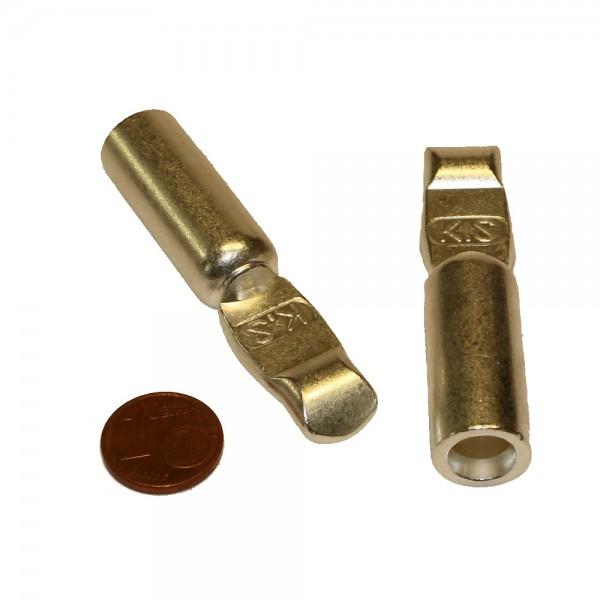 """Battery Modular Connector Serie """"L"""" Kontakt 125A, 2 Stück"""