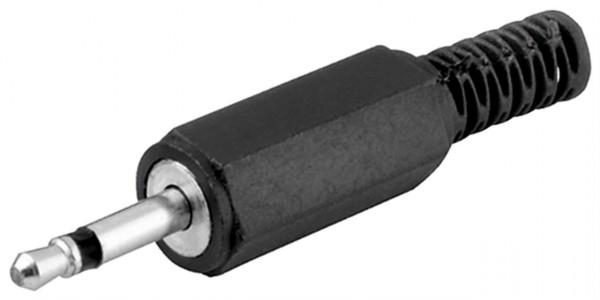 3,5 mm Klinkenstecker 2-polig