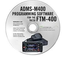 ADMS-M400 Programmiersoftware für FTM-400