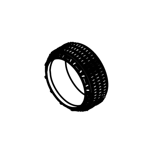 Rubber Ring für Main KNOB RA0900100 FT-450