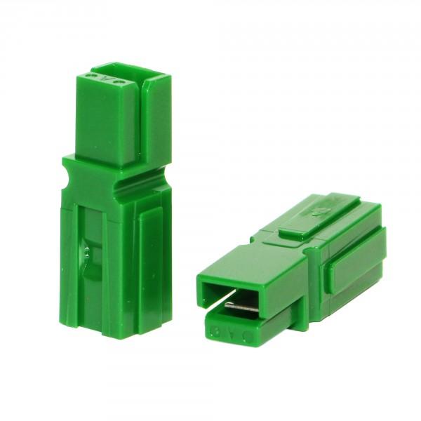 Anderson PowerPole® Serie PP75 Einzelgehäuse GRÜN