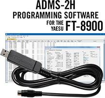 RT-Systems ADMS-2H + USB-29B für FT-8900