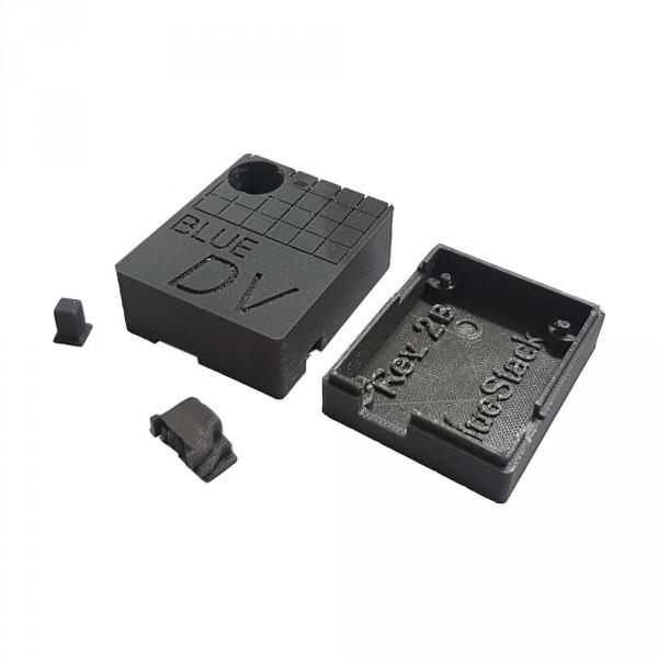 DVMega Blue Box Gehäuse für BlueStack Micro