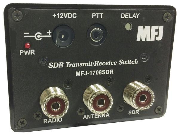 MFJ-1708BSDR SDR-Antennenumschalter